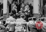 Image of President Truman Washington DC USA, 1952, second 2 stock footage video 65675045440