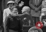 Image of President Truman Washington DC USA, 1952, second 8 stock footage video 65675045440
