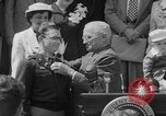 Image of President Truman Washington DC USA, 1952, second 9 stock footage video 65675045440