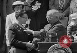 Image of President Truman Washington DC USA, 1952, second 11 stock footage video 65675045440