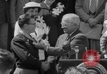 Image of President Truman Washington DC USA, 1952, second 12 stock footage video 65675045440