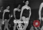 Image of Miss Hellas Greece, 1952, second 5 stock footage video 65675045441