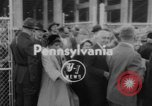 Image of President Dwight D Eisenhower Pennsylvania United States USA, 1953, second 1 stock footage video 65675045446