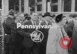Image of President Dwight D Eisenhower Pennsylvania United States USA, 1953, second 3 stock footage video 65675045446