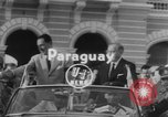 Image of President Juan Peron Paraguay, 1953, second 1 stock footage video 65675045447