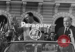 Image of President Juan Peron Paraguay, 1953, second 3 stock footage video 65675045447