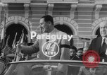 Image of President Juan Peron Paraguay, 1953, second 4 stock footage video 65675045447
