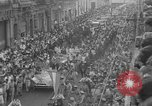 Image of President Juan Peron Paraguay, 1953, second 5 stock footage video 65675045447