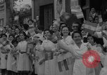 Image of President Juan Peron Paraguay, 1953, second 8 stock footage video 65675045447