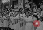 Image of President Juan Peron Paraguay, 1953, second 9 stock footage video 65675045447