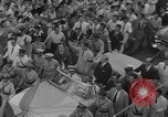 Image of President Juan Peron Paraguay, 1953, second 11 stock footage video 65675045447