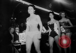 Image of Parisian models Paris France, 1953, second 7 stock footage video 65675045450