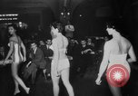 Image of Parisian models Paris France, 1953, second 10 stock footage video 65675045450