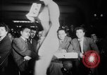 Image of Parisian models Paris France, 1953, second 12 stock footage video 65675045450