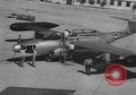 Image of Scorpion jet California United States USA, 1953, second 7 stock footage video 65675045454