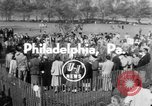 Image of Virgin Mary Philadelphia Pennsylvania USA, 1953, second 2 stock footage video 65675045456