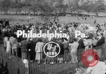 Image of Virgin Mary Philadelphia Pennsylvania USA, 1953, second 3 stock footage video 65675045456