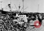 Image of battlefield salvage Korea, 1953, second 2 stock footage video 65675045457