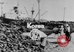 Image of battlefield salvage Korea, 1953, second 4 stock footage video 65675045457