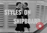 Image of American models New York United States USA, 1953, second 3 stock footage video 65675045458