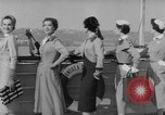 Image of American models New York United States USA, 1953, second 8 stock footage video 65675045458