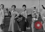 Image of American models New York United States USA, 1953, second 12 stock footage video 65675045458