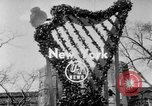 Image of Irish people New York United States USA, 1954, second 2 stock footage video 65675045465