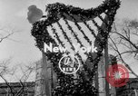Image of Irish people New York United States USA, 1954, second 4 stock footage video 65675045465