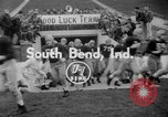 Image of Terry Brennan South Bend Indiana USA, 1954, second 3 stock footage video 65675045471