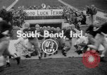 Image of Terry Brennan South Bend Indiana USA, 1954, second 4 stock footage video 65675045471