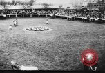 Image of Grand National Steeplechase United Kingdom, 1954, second 11 stock footage video 65675045473