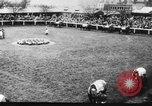 Image of Grand National Steeplechase United Kingdom, 1954, second 12 stock footage video 65675045473