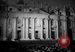 Image of Cardinal Roncalli Vatican City Rome Italy, 1958, second 7 stock footage video 65675045474