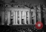 Image of Cardinal Roncalli Vatican City Rome Italy, 1958, second 8 stock footage video 65675045474