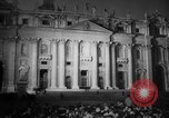 Image of Cardinal Roncalli Vatican City Rome Italy, 1958, second 9 stock footage video 65675045474