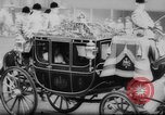 Image of Queen Elizabeth London England United Kingdom, 1955, second 10 stock footage video 65675045475