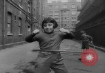 Image of hula hoops Germany, 1955, second 7 stock footage video 65675045477