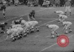 Image of football match New York United States USA, 1958, second 8 stock footage video 65675045484