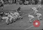 Image of football match New York United States USA, 1958, second 9 stock footage video 65675045484