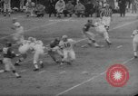 Image of football match New York United States USA, 1958, second 10 stock footage video 65675045484