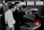 Image of tot guard Dearborn Michigan USA, 1967, second 6 stock footage video 65675045486