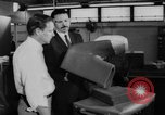 Image of tot guard Dearborn Michigan USA, 1967, second 7 stock footage video 65675045486