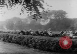 Image of 78th Annual Steeplechase Czechoslovakia, 1967, second 7 stock footage video 65675045491