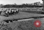 Image of 78th Annual Steeplechase Czechoslovakia, 1967, second 11 stock footage video 65675045491