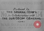 Image of United States soldiers United States USA, 1941, second 9 stock footage video 65675045495