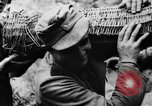 Image of German soldiers Caen France, 1944, second 11 stock footage video 65675045505