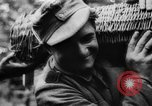 Image of German soldiers Caen France, 1944, second 12 stock footage video 65675045505