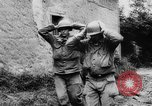 Image of US prisoners of war France, 1944, second 12 stock footage video 65675045507