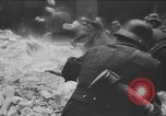 Image of Berlin during Allied bombing Berlin Germany, 1943, second 1 stock footage video 65675045510