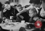 Image of German children in Relief Center Germany, 1943, second 12 stock footage video 65675045513